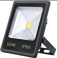 Уличный LED Прожектор 50 Вт - 280х280х67мм - IP66