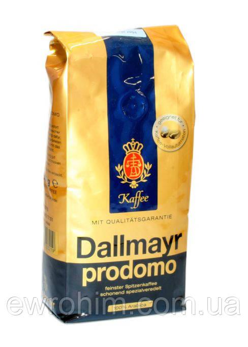Кофе в зернах Dallmayr Prodomo, 500 г