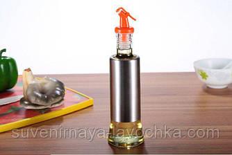 Пляшка дозатор для масел і соусів