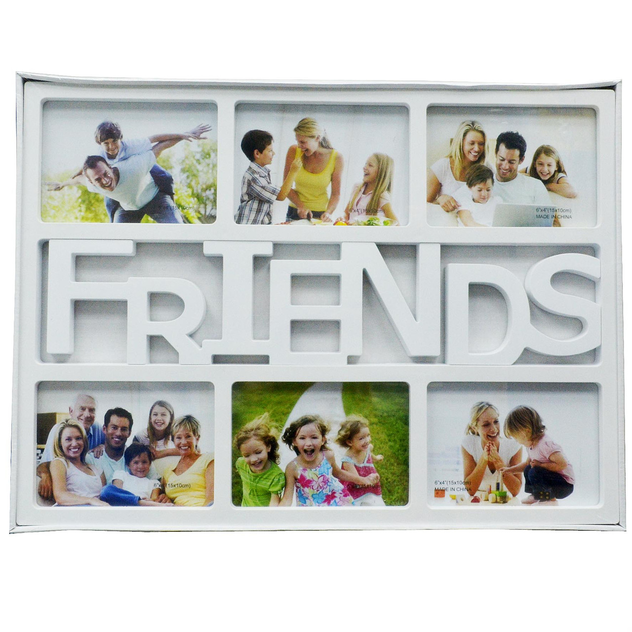 "Мультирамка ""FRIENDS"" — Фоторамка колаж"