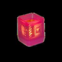 Свеча электронная Задуй Меня Розовая