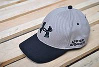 Кепка/бейсболка на весну/лето андер армор (UNDER ARMOUR), черная реплика, фото 1