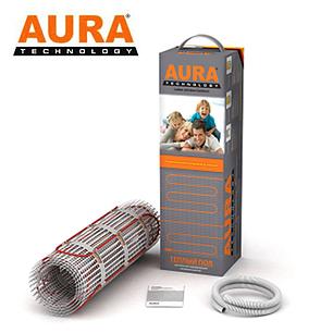 AURA MTA 75-0,5 - тонкий теплый пол под плитку. Обогрев 0,5 м2 (кв.м.), мощность 75 Вт, фото 2