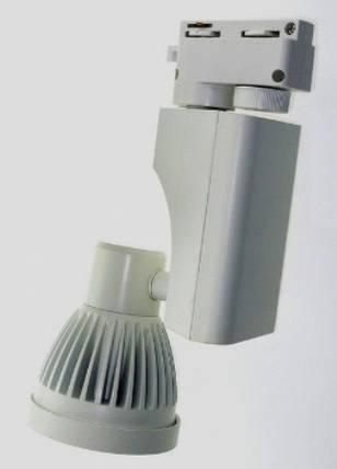 Светодиодный трековый светильник 7W  5000К белый Код.57960, фото 2