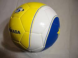 Мяч футбольный MIKASA SX450-YWB, размер 5