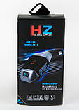 Авто Bluetooth FM модулятор HZ, H20BT c пультом, фото 8