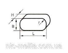 Вкладыш фрикционный УА3135-00-801
