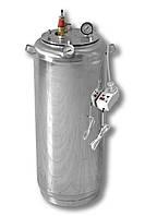 """Автоклав бытовой универсальный """"А40 electro"""" (28 л. или 40 пол л. банок, нержавеющая сталь 1,5 мм)"""