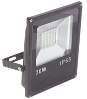 Светодиодный прожектор 30Вт - 220х220х52мм - IP65