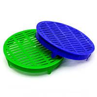 Колпачок для изоляции маток круглый d=90mm,пластмассовый