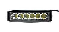 Светодиодная LED-Фара WL-302 18W дальнего света