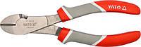 Бокорезы усиленные никелированные 200мм, YATO YT-2039