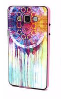"""Силиконовый двойной чехол с бампером """"Колесо счастья"""" для Samsung Galaxy A5, фото 1"""