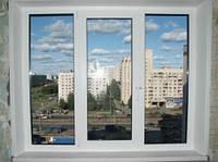 Окно WDS400 (Виконда Классик) трехстворчатое 1,8 х 1,4м