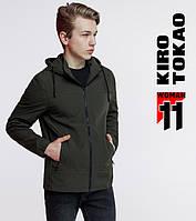 11 Kiro Tokao | Ветровка мужская японская 2069 зеленый
