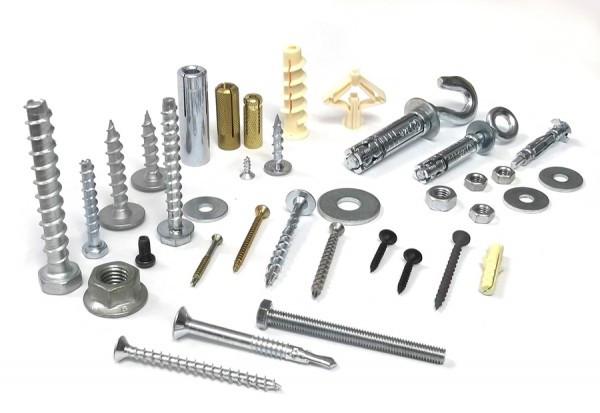 Системи та елементи кріплення