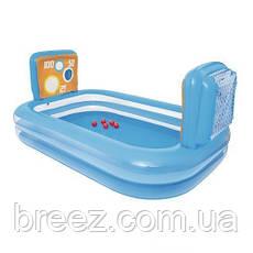 Детский надувной бассейн Bestway Тир 237 х 152 х 94 см, фото 2