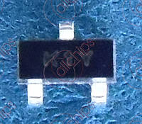 Транзистор биполярный NPN Транзистор FAIRCHILD KSC3265YMTF SOT23