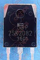 MOSFET N-Канал FUJI 2SK2082 TO3P