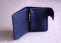 """Шкіряний гаманець кожаный кошелек """"Universal"""" ручної роботи, натуральна шкіра"""
