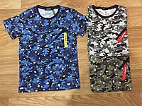 Трикотажные футболки для мальчиков Seagull 8-16 лет, фото 1