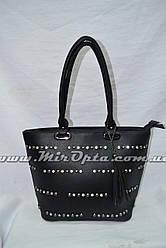 Женская сумка (29 х 38 см.) купить оптом со склада
