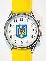 Наручные часы с гербом Украины, часы наручные2014