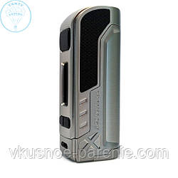 Бокс мод Teslacigs Warrior 85w стальной