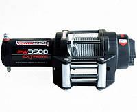 ✅ Лебедки электрические для квадроцикла или снегохода POWERWINCH PW3500X 12V на 1,586 т электролебедка