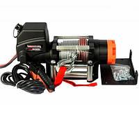 ✅Электролебедка автомобильная POWERWINCH PW6000E 12V на 2,718 т