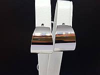 Золотые серьги. Артикул 470569В, фото 1