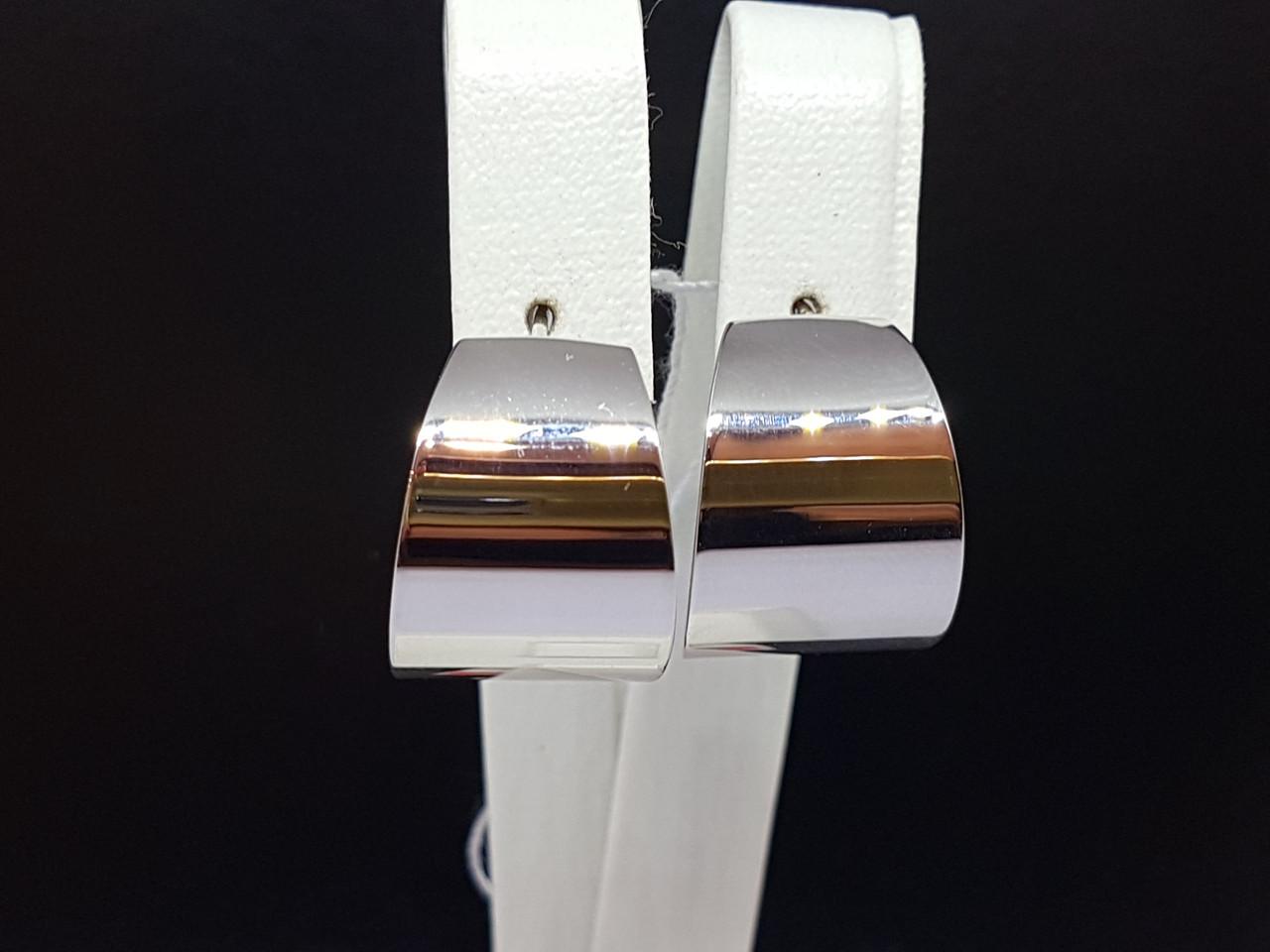 Золотые серьги. Артикул 470569В