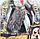 Фигурка Кратос с головой Горгоны 18 см. В блистере Бог войны God of War Kratos NECА, фото 5