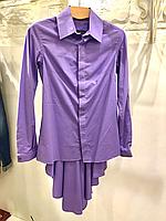 Блузка рубашка брендовая Dolce Gabbana Италия