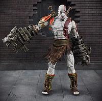 Фигурка Кратос 18 см. В фирменной коробке Бог войны God of War Kratos NECА, фото 1