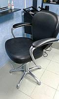 Кресло парикмахерское на крестовине