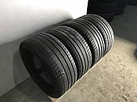 Шины бу лето 255/40R19 Michelin Pilot Sport3 комплект 4 мм