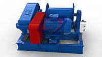 Лебедка тяговая ТЭЛ-20 (ТЛ-20)