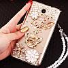 """Xiaomi Mi Note PRO оригинальный чехол накладка бампер панель со стразами камнями на телефон """"ROYALER"""", фото 10"""