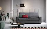 Раскладной итальянский диван MOSLEY с ортопедическим матрасом 160 см фабрика Felis, фото 2