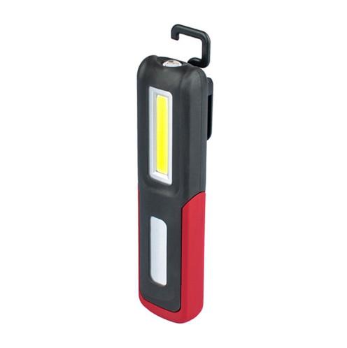 Фонарик BSmart LED с аккумулятором FAT SMU002, USB зарядка
