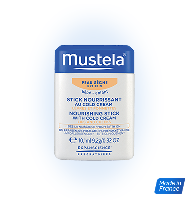 Защита от ветра и холода Mustela Hydra-Stick with Cold Cream стик мустела кольд крем