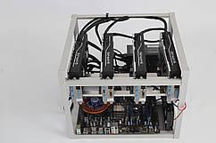 TI-miner (Top) GPU 4 Sapphire Radeon RX 470