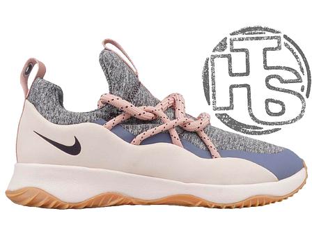 Женские кроссовки реплика Nike City Loop Pink/Grey AA1097-600, фото 2
