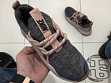 Женские кроссовки реплика Nike City Loop Pink/Grey AA1097-600, фото 3