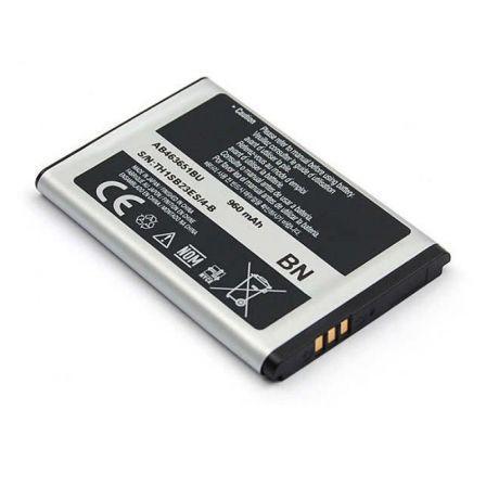 Акумуляторна батарея AB463651BU для мобільного телефону Samsung B310E Duos, B312E Duos, B3410, B5310, C3200, C3312, C3322i, C3330, C3500, C3510,