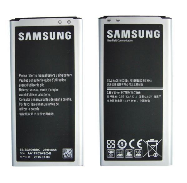 Акумуляторна батарея EB-BG900BBE для мобільного телефону Samsung G900H Galaxy S5