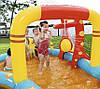 Детский надувной центр Bestway Маленькие чемпионы 435 х 213 x 117 см с игрушками и шариками, фото 3