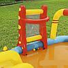 Детский надувной центр Bestway Маленькие чемпионы 435 х 213 x 117 см с игрушками и шариками, фото 4