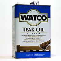 Тиковое масло, банка 3,78 л
